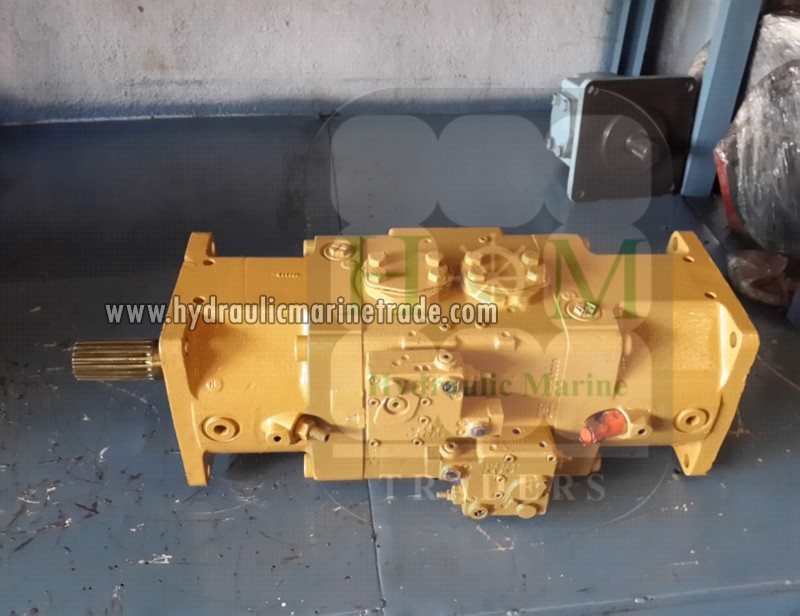CAT Hydraulic Pump.png Reconditioned Hydraulic Pump