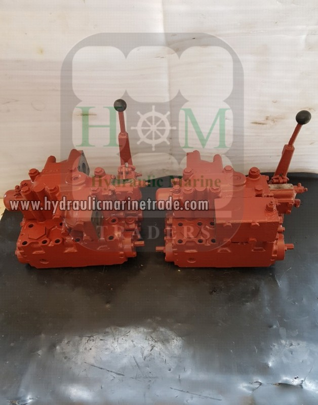 CONTROL VALVE UNIT FOR HVKA HYDRAULIC MOTOR.png Reconditioned Hydraulic Pump