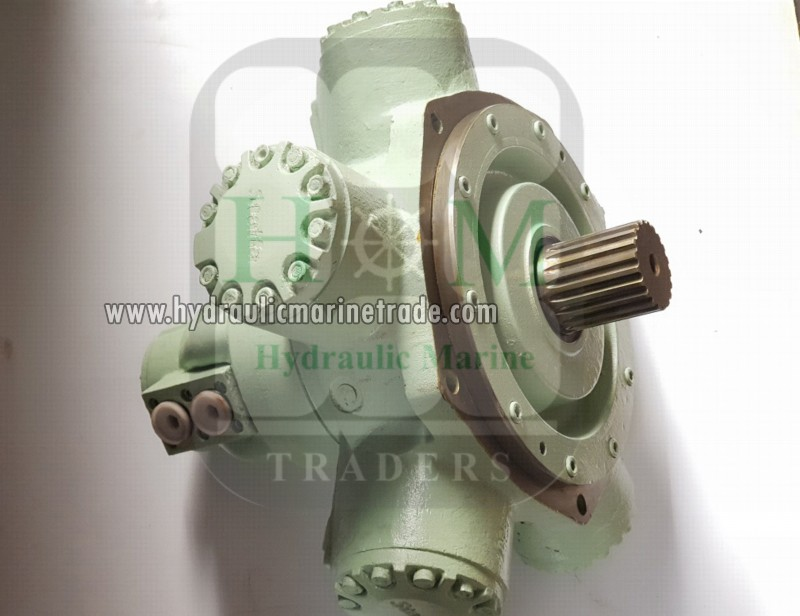Hydraulic Motor HMC 200 SO4.png Reconditioned Hydraulic Pump