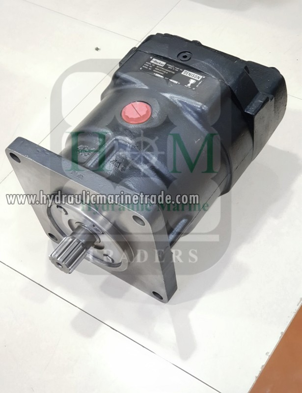 Hydraulic Motor M11F-2.png Reconditioned Hydraulic Pump