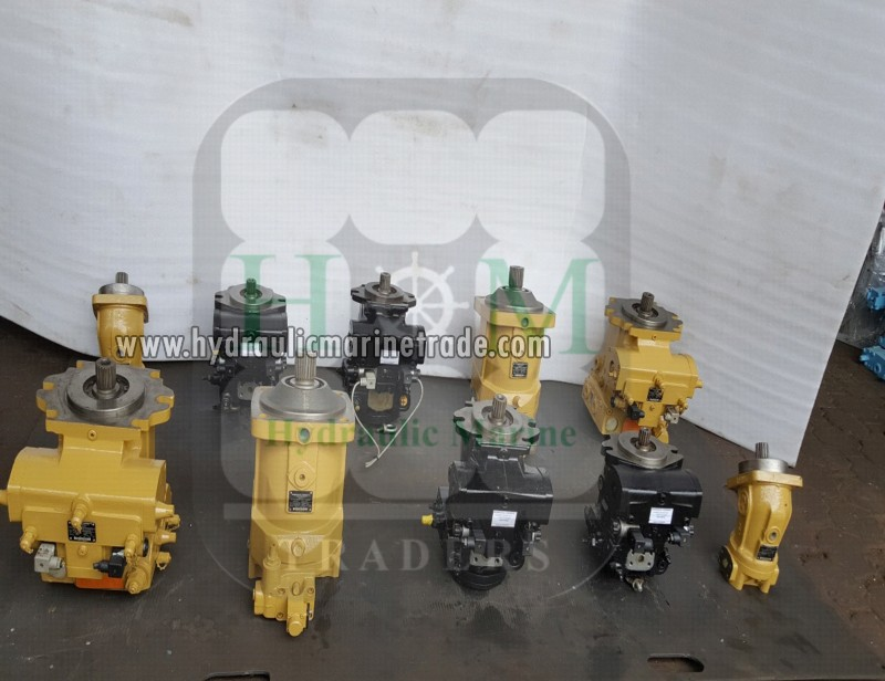 Hydraulic Pump & Motor.png Reconditioned Hydraulic Pump