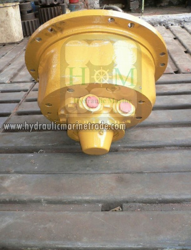 POCLAINE Hyd Motor 1.png Reconditioned Hydraulic Pump