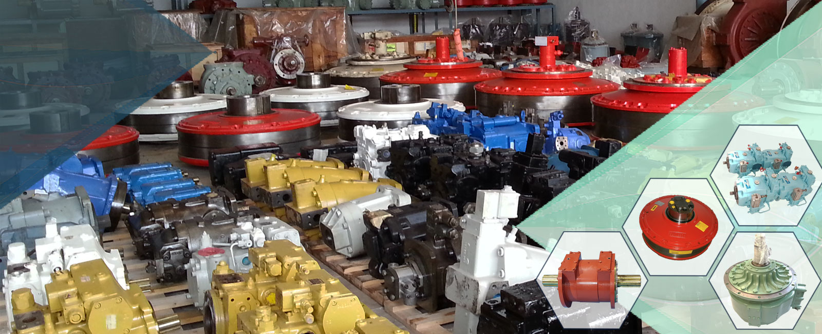 Used Hydraulic Pumps Suppliers Alang